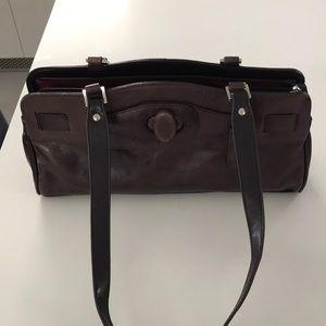 Arnold Churgin  vintage genuine leather purse